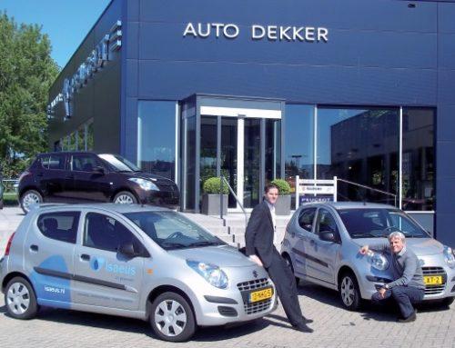 Auto Dekker & Isaeus geven interview in OFS