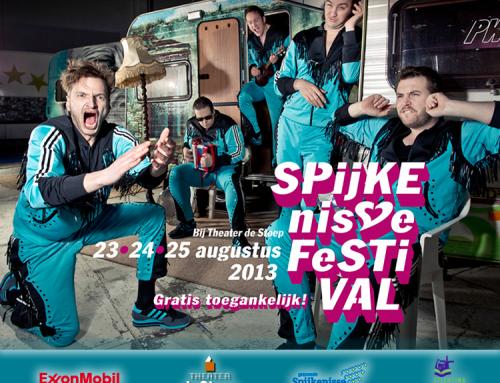 Isaeus is sponsor van het Spijkenisse festival!