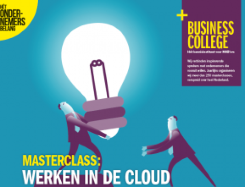 Masterclass: Werken in de Cloud
