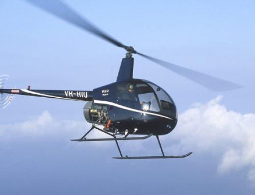 Isaeus Sponsor helikoptervluchten Voorne-Putten