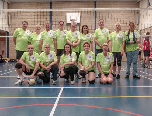 Isaeus sponsor Volleybalvereniging Nissewaard