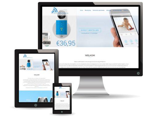 Isaeus ontwikkeld Wifi-Babyfoon.nl