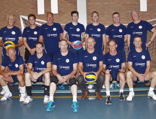 Volleybalvereniging VSS klaar voor het nieuwe seizoen