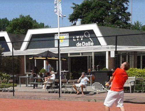Isaeus is dit jaar sponsor van het Seventy5 Open Dalle Tennistoernooi