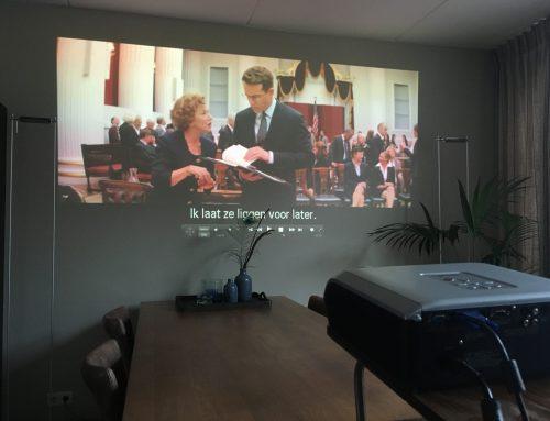 Isaeus sponsor van 15e Hattem Huiskamer Filmfestival